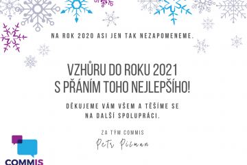 Přejeme krásné svátky a lepší rok 2021