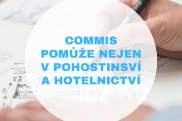 Připravujeme pro vás nový koncept COMMIS Business
